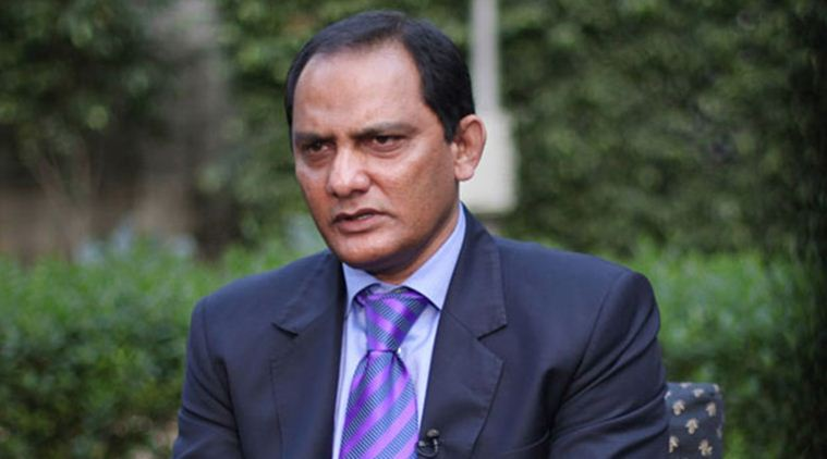 Stone-pelting won't help J&K, Azharuddin to youth