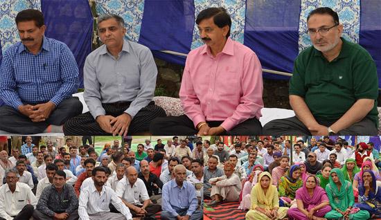 Gram Sabha at Panchayat Tikri held, works worth Rs 138 lakh