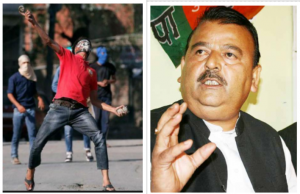 JK minister regrets 'bullets for stone pelters' remarks