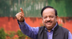 No intention to influence anybody's food habit: Harsh Vardhan