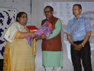DyCM honours  families of martyrs