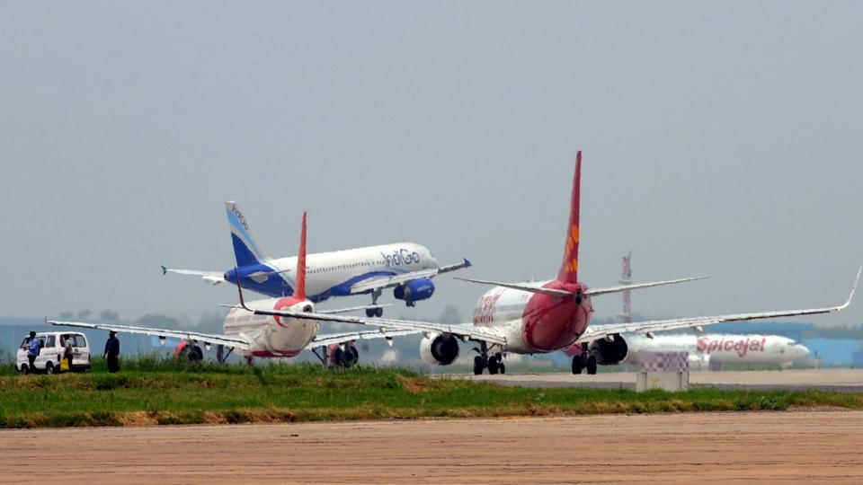Pushing 'very very hard' for in flight wi-fi: Aviation Sec