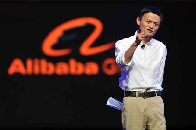 Alibaba Founder Jack Ma becomes China's richest person