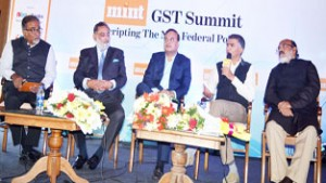 GST Council India's first truly  federal institution: Drabu