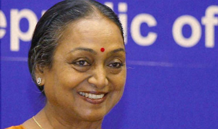 Opposition chooses Meira Kumar as its prez candidate
