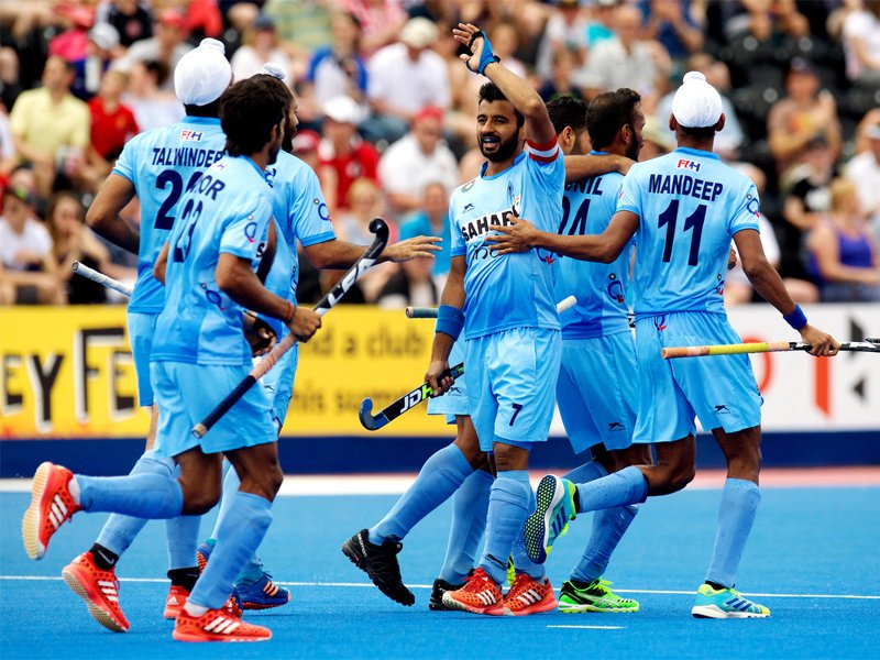 Clinical India maul Pakistan by 7-1 in HWL Semi-Final