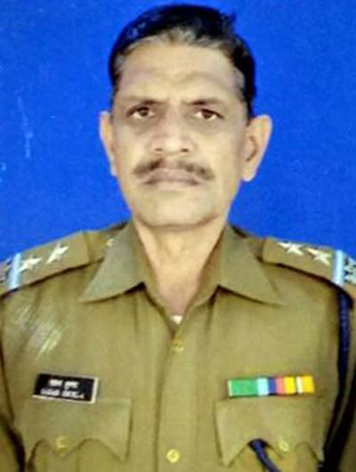 CRPF SI, Sahab Shukla