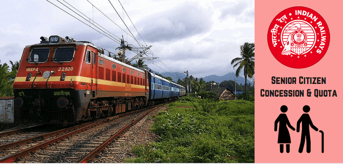 Railways to offer options on senior citizen fare concession