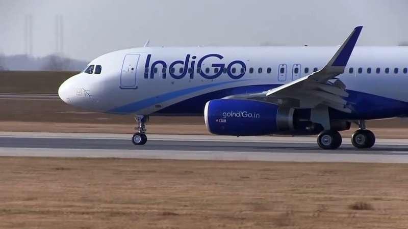 IndiGo coach window shatters from jet blast, FIR registered