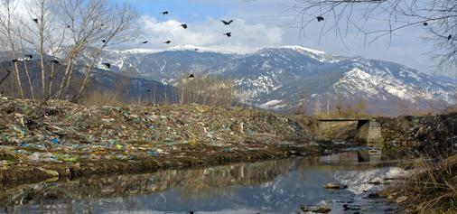 Dumping of waste poses threat to Wullar Lake