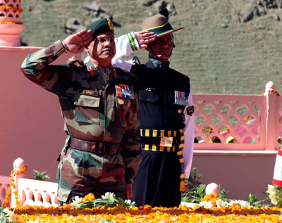 Army commemorates Kargil Vijay Diwas