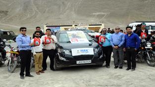 MAK Lubricants inaugurates 1st distributorship in Leh, Kargil