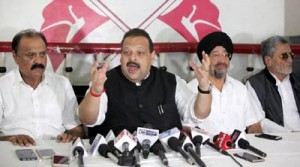Jammu stands for Article 35A, says Rana