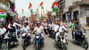 "Youth must pledge for ""New India"":Khanna"