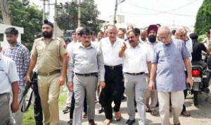 Randhawa takes stock of public grievances