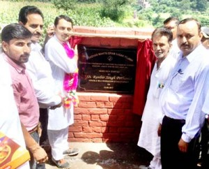 Viable road connectivity to every habitation is our goal: Pathania