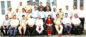 "Training module on ""Mobile Forensics"" held at SKPA"