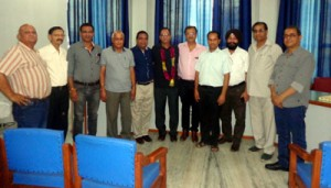 Rotary Eye Foundation  elects office bearers