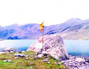 Gangabal yatra