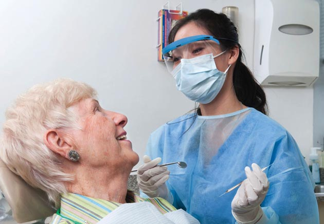 Old Age : Dental perspective