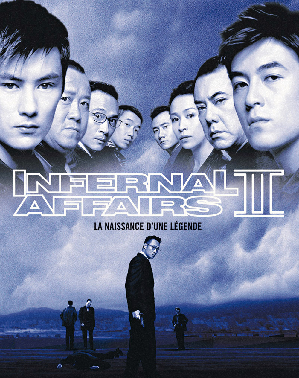 Infernal Affairs The Departed