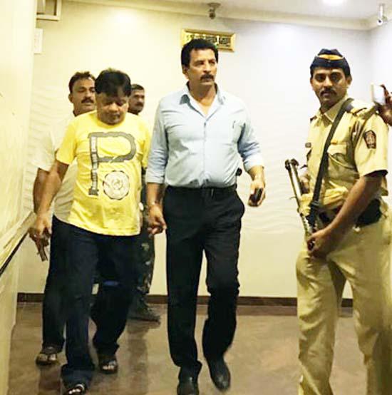 Dawood Ibrahim's brother Ibrahim Kaskar detained in Mumbai