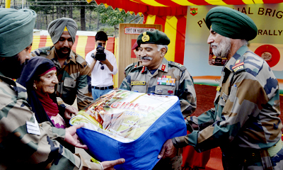 Army organises ex-servicemen rally in Uri sector