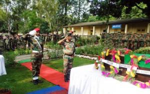 Floral tributes paid to martyr Kamaljit