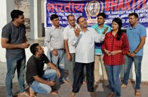 BLSKS presents musical play 'Sankalp'