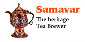 Samavar The heritage Tea Brewer of Kashmir