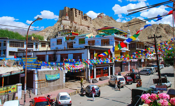 Lack of Public convenience in Leh