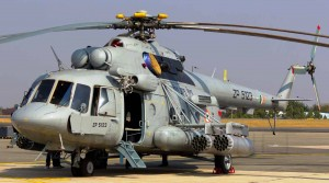 IAF chopper crashes in  Arunachal, five personnel killed