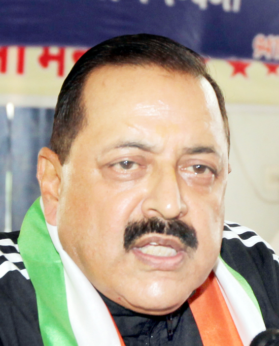 Forces capable enough to deal with any misadventure: Dr Jitendra