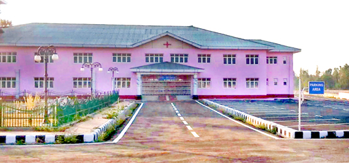 Admn delays inauguration of Dooru Hospital