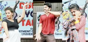 Kapil, Manpreet, Mansi emerge winners in Creative Dance