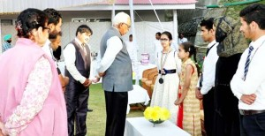 Guv interacts with Organizing Committee, players of 2nd International Yoga C'ship