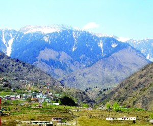 Budhal, the historical town