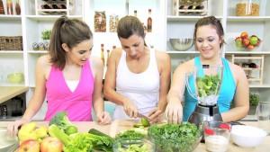 Career in vegetarian cooking
