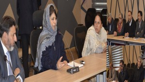 Mehbooba directs safety audit of all shrines