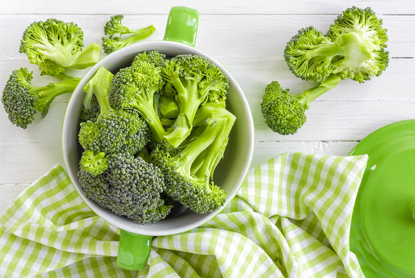 Broccoli for good health