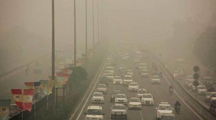 Toxic smog hangs over Delhi in 1952 London redux