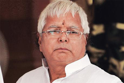 Demonetisation and GST not successful  as people not patting Govt's back: Lalu