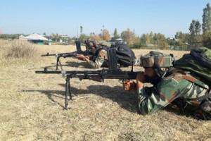 Army foils infiltration bid  in Uri, 2 militants killed