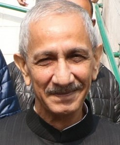 Interlocutor hopes peace returns to Kashmir, bats for political solution