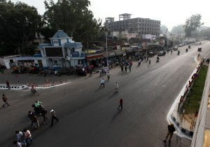 Jammu observes complete bandh on opening of Civil Sectt