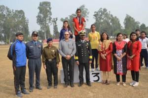 Jammu Sahodaya Schools Athletic Meet gets underway