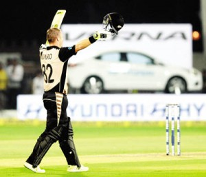Munro leads New Zealand to series-levelling win in Rajkot
