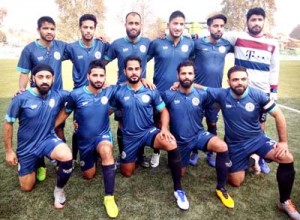 AG's XI outplays Iqbal  Sports by solitary goal