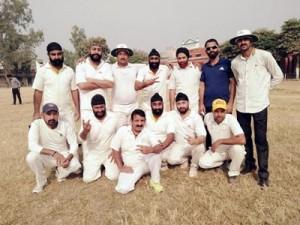 Evershine Cricket Club drubs PSA Jammu by 25 runs