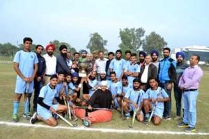 GDC Kathua wins Inter-Collegiate Hockey Tournament